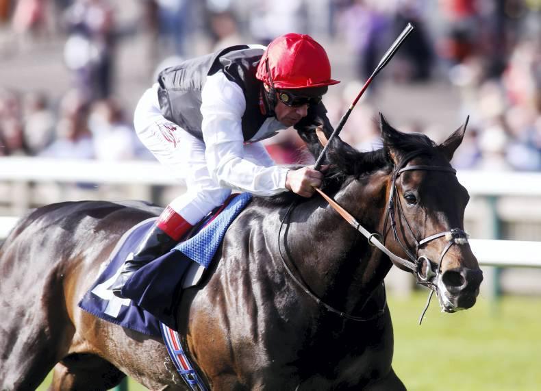 SIMON ROWLANDS: Horn headed for Derby glory