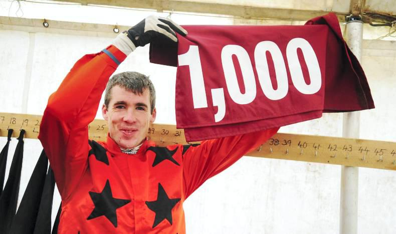 JOHN LLOYD ROGERS:  Derek tops the 1,000
