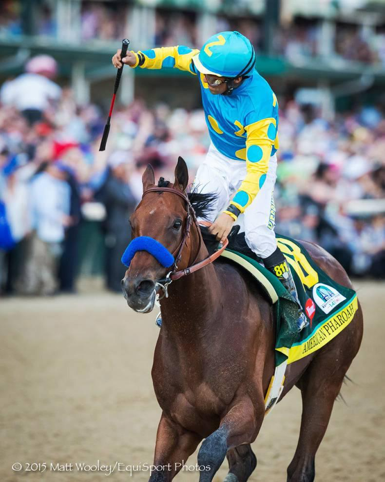 AMERICAN PREVIEW: Follow Pharoah into history