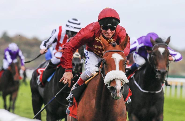 DONN McCLEAN: Giovanni to fulfil Derby destiny