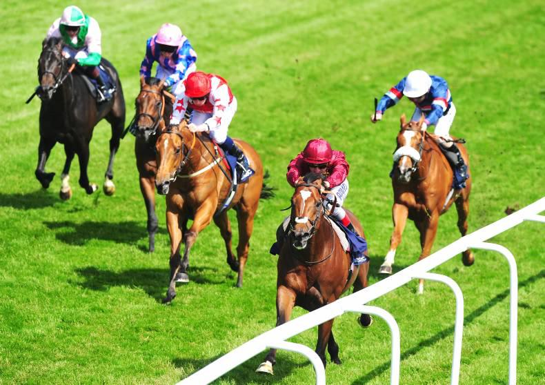 EPSOM FRIDAY: Arod proves more than able
