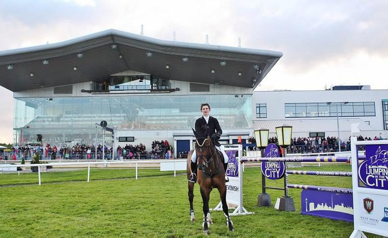 Jumping in the City draws big Limerick crowds