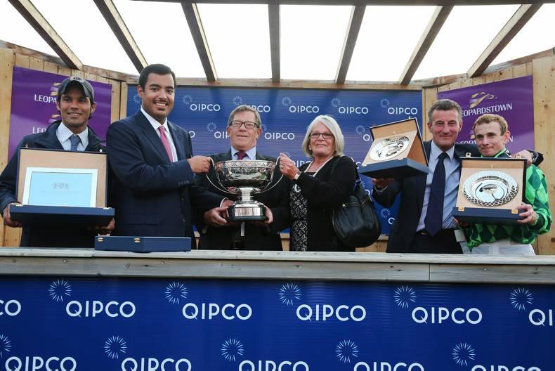 Qatar company signs £50 million deal with British racing