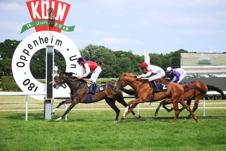 GERMANY: Another Monsun on the Derby trail