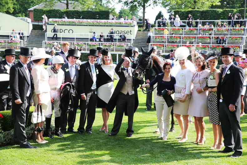 royal ascot tuesday