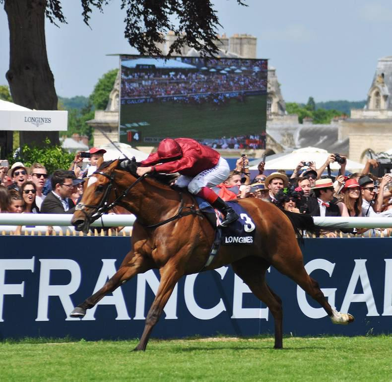 Seville a first classic star for Duke Of Marmalade