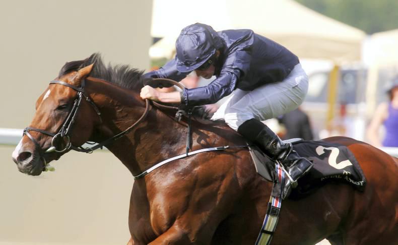 ROYAL ASCOT:  Moore rules the Britannia