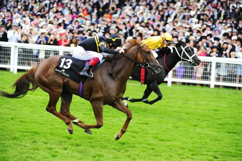 ROYAL ASCOT SATURDAY: Dettori plays it cool with Undrafted
