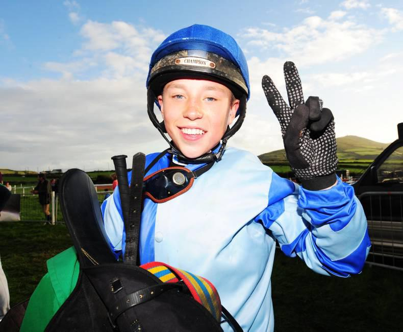 PONY RACING: Daly brings home popular winner
