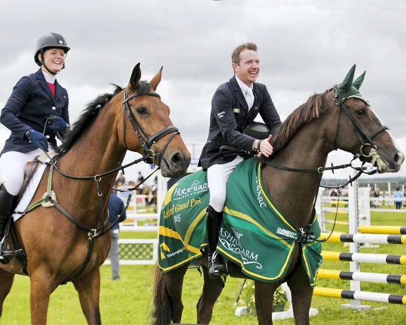 Broderick retains superb form on home soil