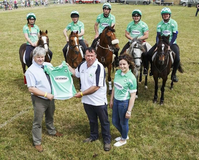 Irish Mounted Games riders off to World Championships in Kentucky