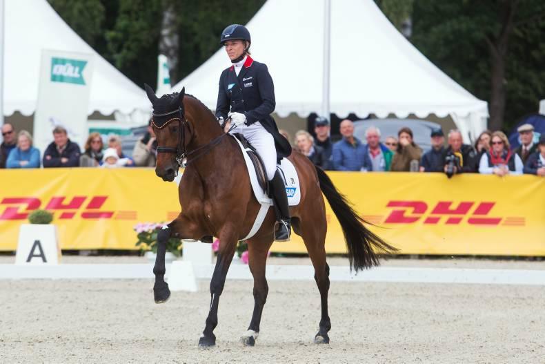 Klimke triumphs at Luhmuhlen