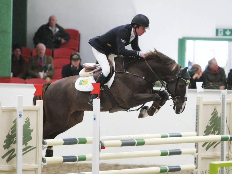 Greg Broderick is Grand Prix favourite for Jumping In The City Final