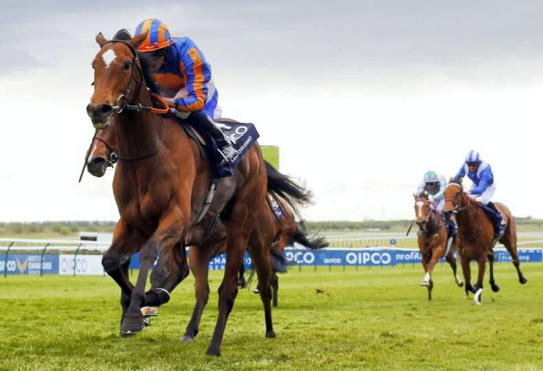 PRETTY POLLY STAKES: Legatissimo to enhance her reputation