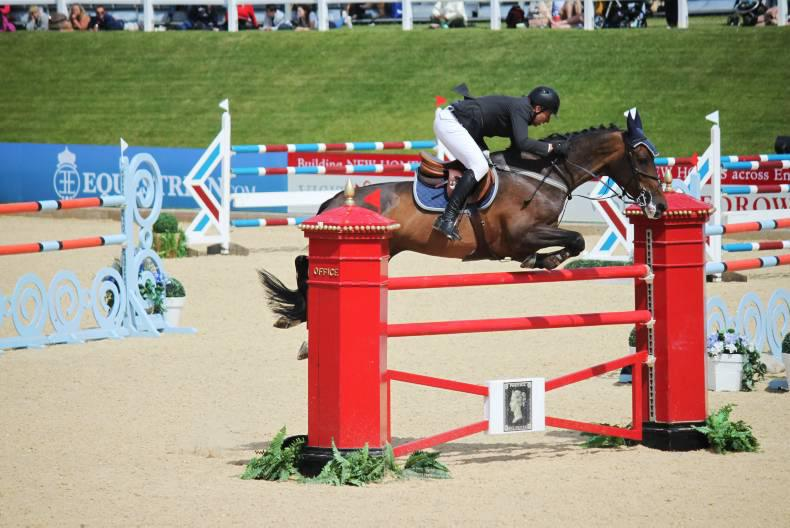 Lennon, Corless, Higgins, O'Meara and Penfold win at Jumping in the City