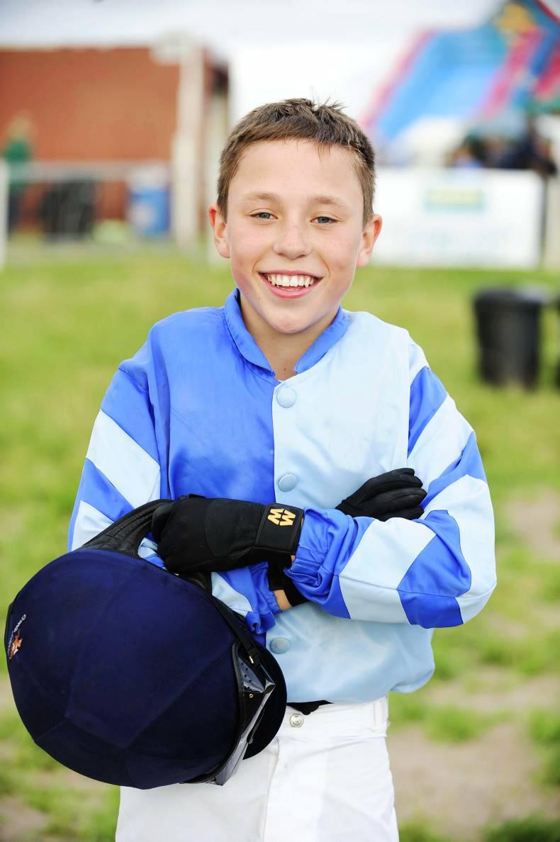PONY RACING:  Taaffe takes first treble