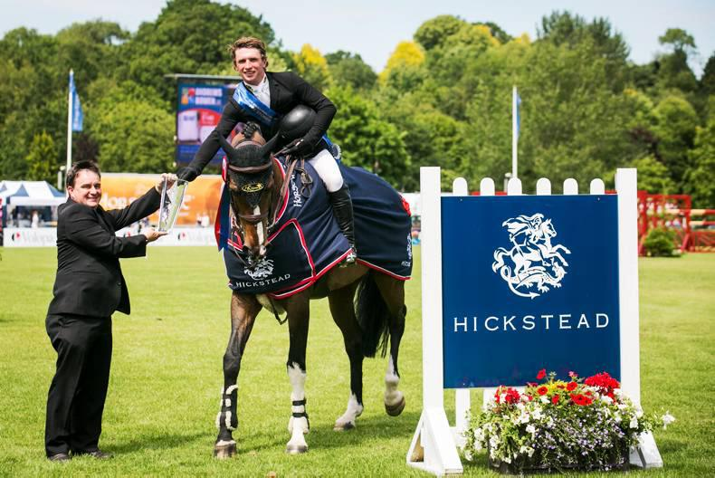 In brief: Hickstead news