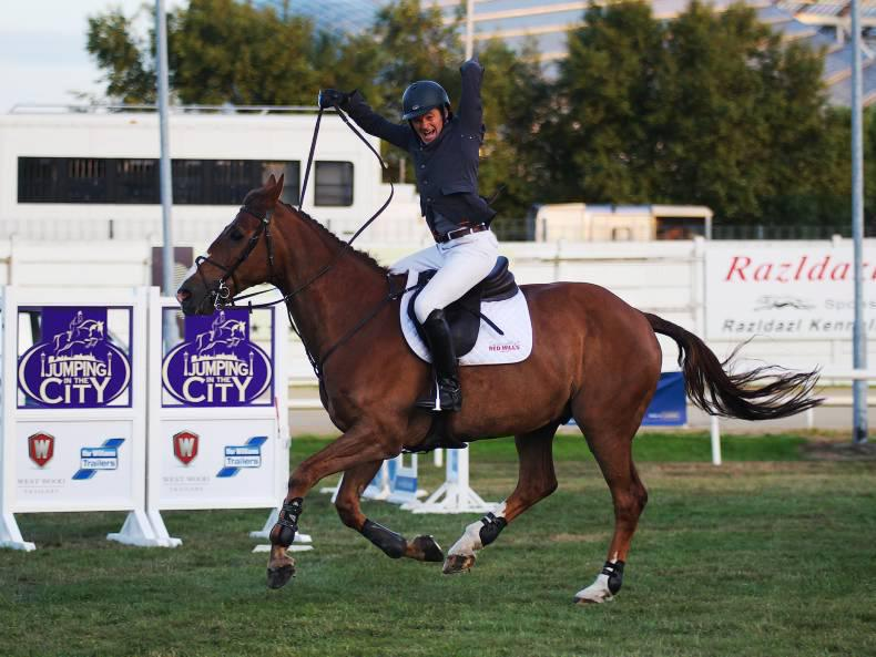 Letter to the editor: Congratulations Horse Sport Ireland