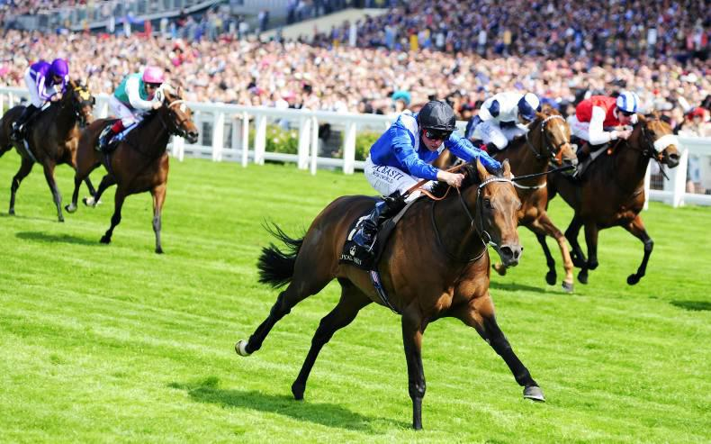Muhaarar and Brazen Beau set for July Cup cracker