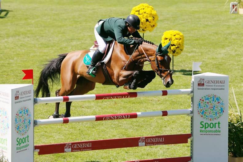 Cian O'Connor wins Arnhem jump-off