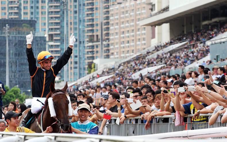 HONG KONG: New 'Super Saturday' for Sha Tin