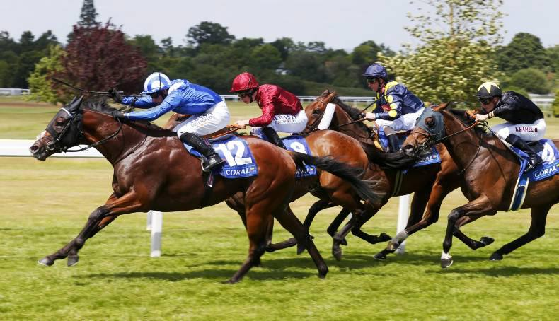 BRITAIN: Waady weaves his way to victory