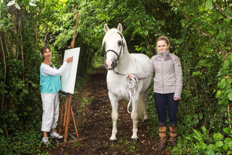 Artists to celebrate Connemara pony