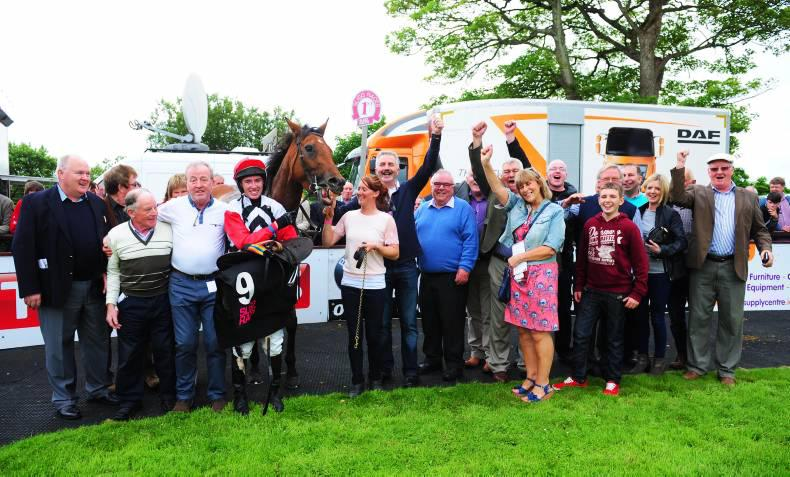 SLIGO SUNDAY: Mullins goes west for easy treble