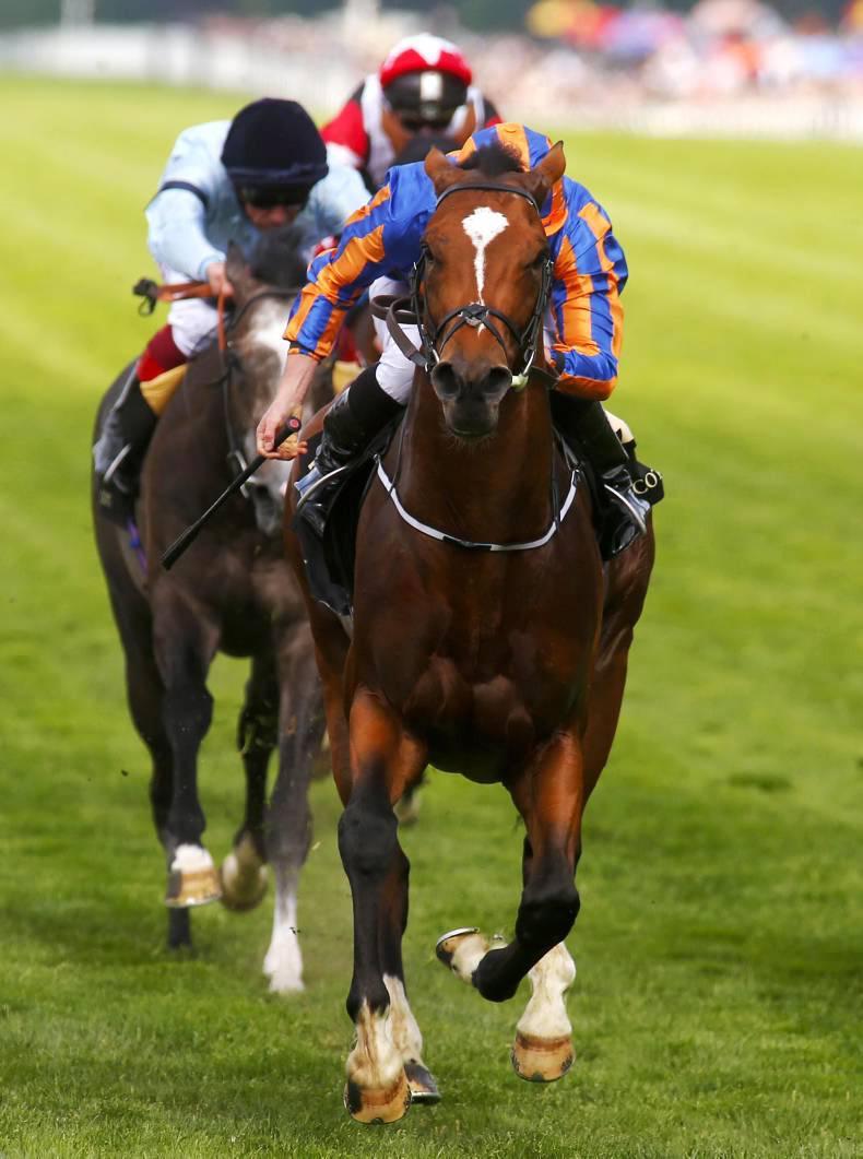 SIMON ROWLANDS: Gleneagles still the mile king