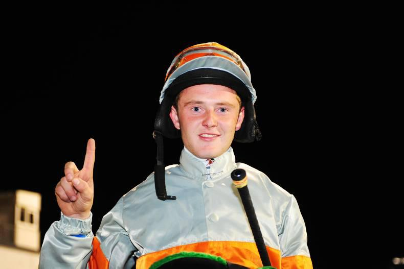 HEART OF RACING: Apprentice jockey Conor McGovern