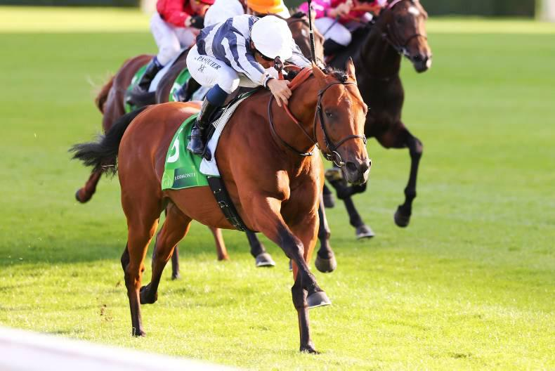 FRANCE: Erupt gallops to Grand success