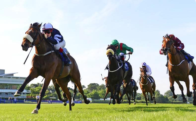 DARLEY IRISH OAKS: Jack back on track for Oaks success