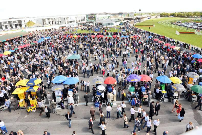 GALWAY RACES: Inside the betting ring