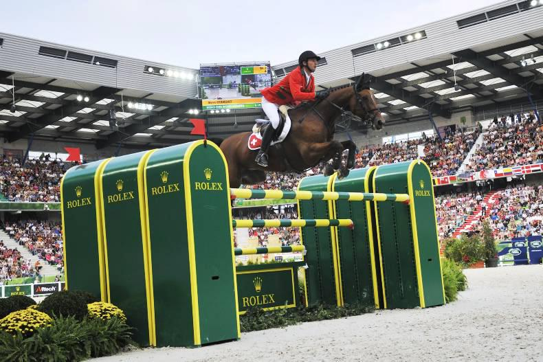 Swiss show jumping star Steve Guerdat suspended by FEI