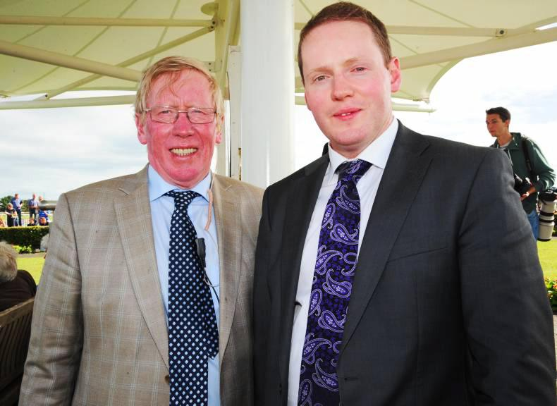 HEART OF RACING: John Moloney - Galway manager