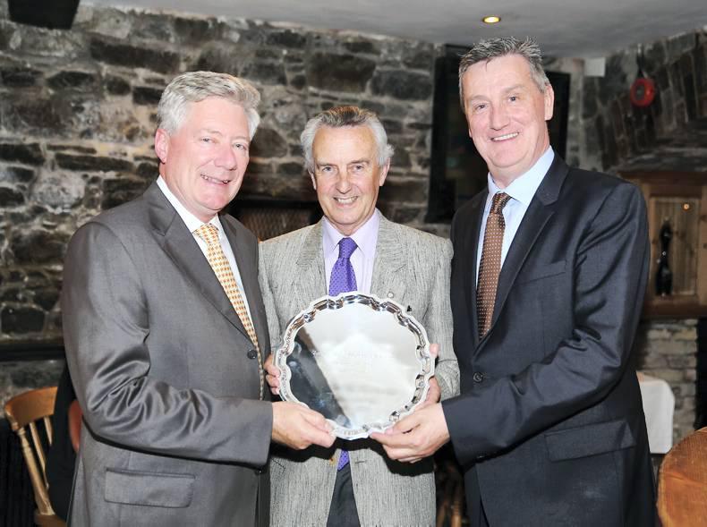 Jim Bolger named Breeder of the Year
