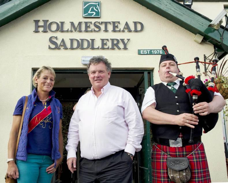 Holmestead pulls out of RDS after 32 years