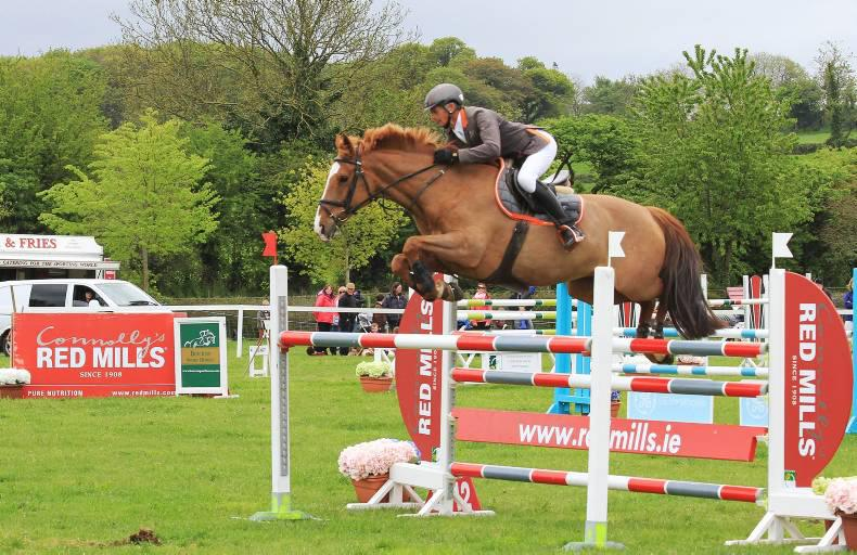 Connors win at Dungarvan Show
