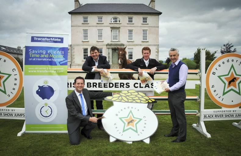 €50,000 Irish Breeders Classic launched