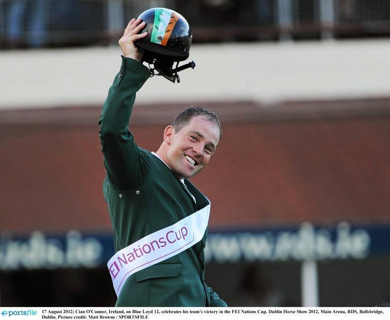 Dublin Horse Show 2015: Olympic pressure