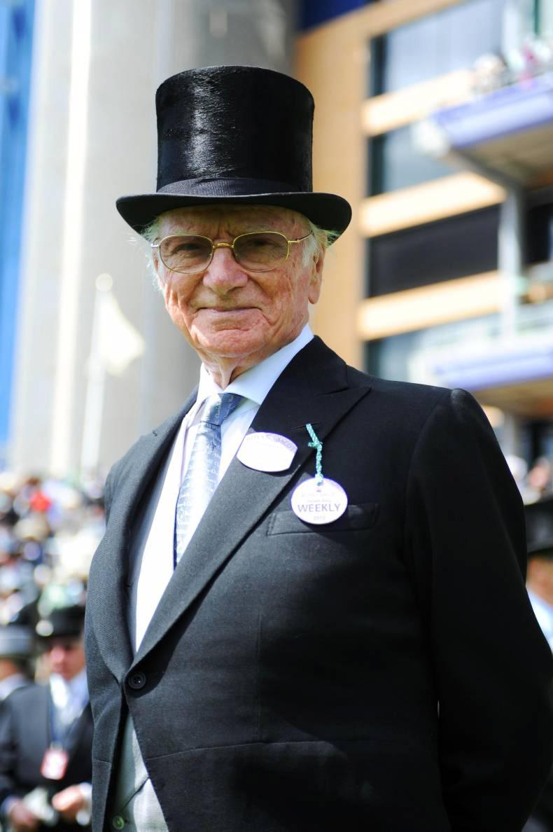 Passing of legendary broadcaster Sir Peter O'Sullevan