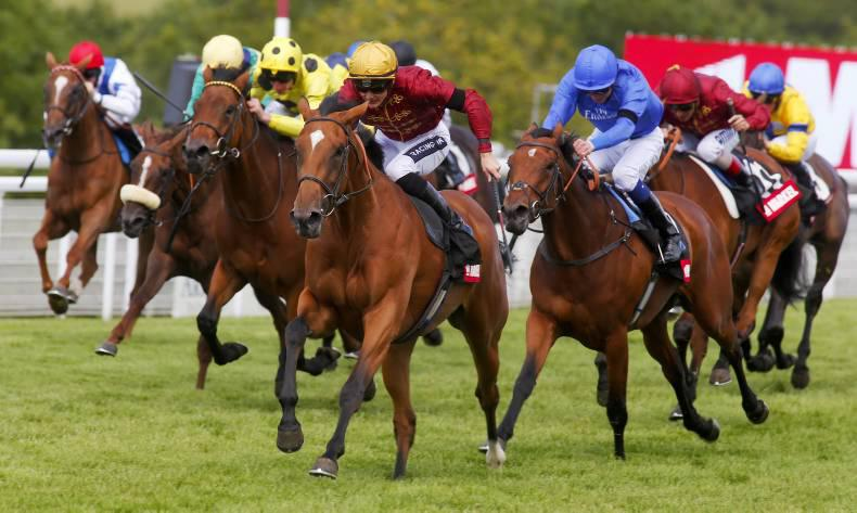 GOODWOOD THURSDAY: Simple Verse is too good for her elders