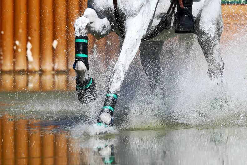 EVENTING:  Double joy for Kearns