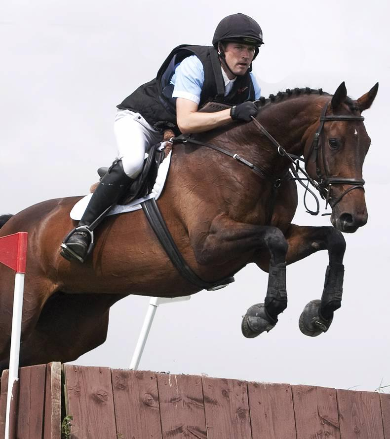 EVENTING:  Drea strikes gold on first visit