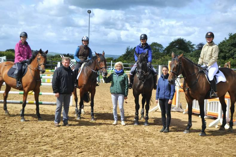 PONY TALES: Jessica puts riders through their paces