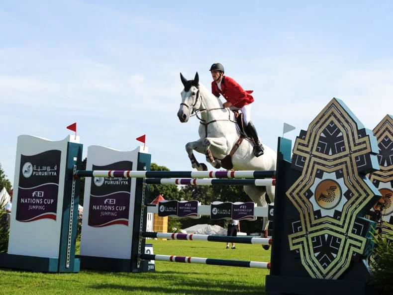 Belgium take first ever Hickstead Nations Cup victory