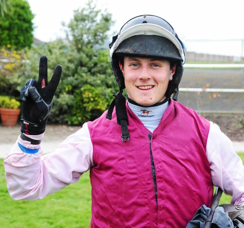 Two operations for jockey Ryan Treacy
