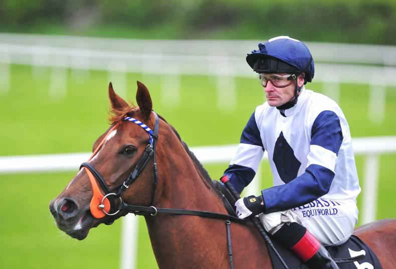 CURRAGH SUNDAY:  Anthem on song for Phoenix win