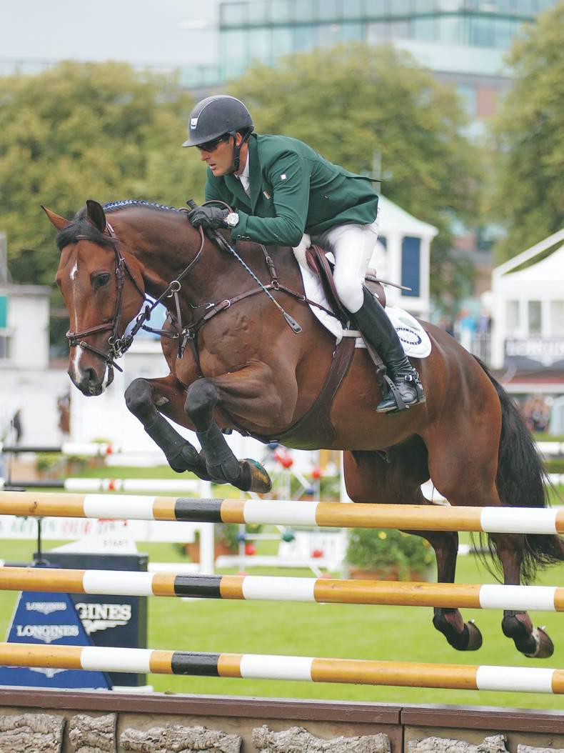Green jackets dominate at RDS