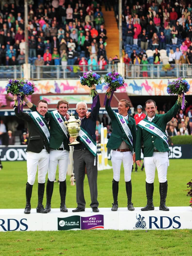 Ireland captures Aga Khan glory